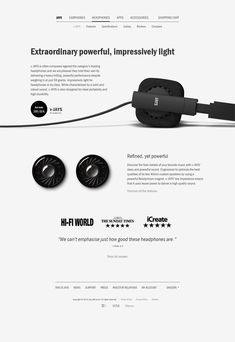 Product page design: Jays Web Layout, Layout Design, Clean Websites, Ecommerce Web Design, Portfolio Design, Product Portfolio, Catalog Design, Product Page, Web Inspiration