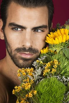Beautiful Blooms America's Top Model, America's Next Top Model, The Cw, Nyle Dimarco Antm, Pretty Men, Nice Men, Famous Men, Dancing With The Stars, Interesting Faces