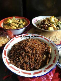 Sambal Tuna Pedas Indonesian Food, Indonesian Recipes, Main Menu, Tuna, Seafood, Spicy, Food And Drink, Tummy Time, Dishes