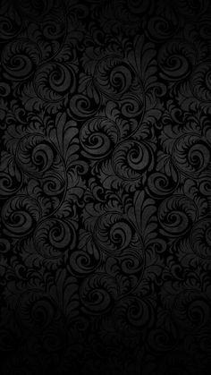 39 top selection of black pattern wallpaper Black Phone Wallpaper, Black Wallpaper Iphone, Purple Wallpaper, Screen Wallpaper, Flower Wallpaper, Leaves Wallpaper, Laptop Wallpaper, Cellphone Wallpaper, Black Backgrounds
