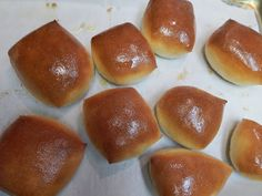 MorningNooNight: Texas Roadhouse Rolls (in the bread maker)