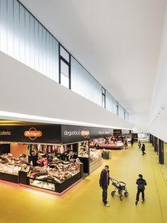 Mercat Calafell / Batlle & Roig Architects