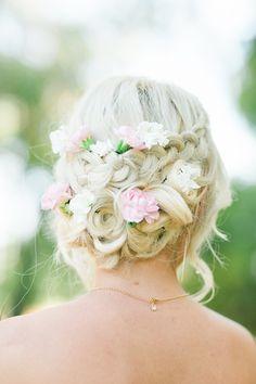 Super Pretty Garden Wedding Inspiration | Emi Fujii Photography | Weddings by Katlin | Bridal Musings Wedding Blog 17