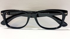 New GOTHAM Eyeglasses Black 53-19-150 USA #Gotham