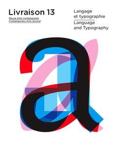 Magazine Wall - Livraison - Revue d'art contemporain, bilingue...