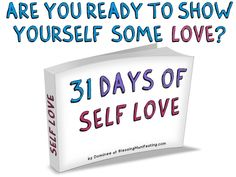 31 days of self-love, free e-book from Blessing Manifesting