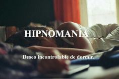 Hipnomanía