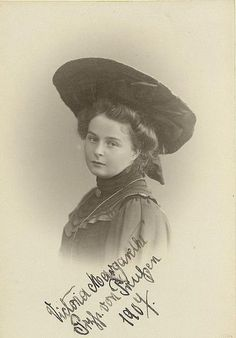 Image result for princess victoria louise of prussia