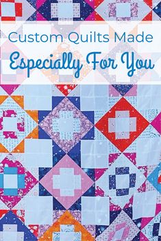 Customs Quilts made especially for you! Remember a loved one, celebrate a wedding or any other special occasion, or just because! We will work with you through the entire process to make sure that you get the quilt that you want! Contact us for more information.  #libertylove#libertyfabric #libertyoflondonfabric #modernquilting #longarmquilting#ilovequilting #quiltersdream#fabriclove  #agfsolids  #canadianquiltshop #sewcanadian #onlinequiltshop #onlinequiltstore #onlinefabricshop