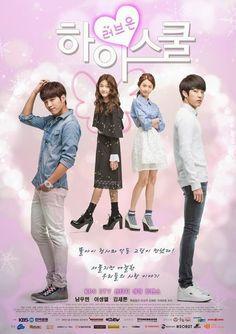 Dicas Doramas: Hi! School Love On (K-Dramas)