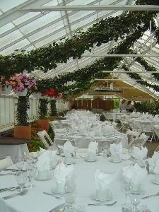 Buffalo Botanical Gardens- reception space only fits 100 guests- maybe ceremony space???
