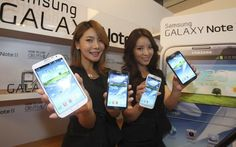 Phablet: El dispositivo que dominará el mercado móvil en el 2013
