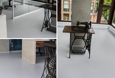 Żywica poliuretanowa na podłogę ( polyurethane floor)