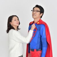 """Super Salaryman Mr. Saenai"" Saves the Day in Live-Action TV Drama                           Actor Shinichi Tsutsumi is starring as a middle-aged salaryman who moonlights as a superhero after acquiring a suspicious su..."