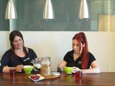 En Tea Shop trabajamos para realizar recetas con té como ingrediente estrella!