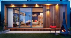 Garden Rooms Uk, Outdoor Garden Rooms, Outdoor Decor, Outdoor Ideas, Private Sauna, Vista Garden, Office Cube, Interior Design Masters, Garden Room Extensions