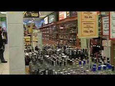 Wódka - artykuł pierwszej potrzeby - YouTube
