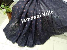 Exclusive Jamdani saree #Jamdani Saree WhatsApp: +8801715228767 Dhakai Jamdani Saree, Tulle, Skirts, Fashion, Moda, Fashion Styles, Tutu, Skirt