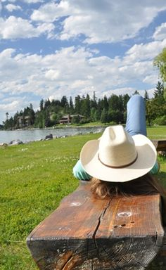 Flathead Lake Lodge Montana