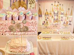 It's A Small World Birthday Party - gorgeous