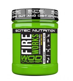 WOD Crusher Fireworks - 360g Dose (Scitec Nutrition)