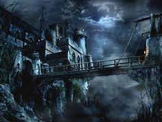 Castle from Resident Evil 4