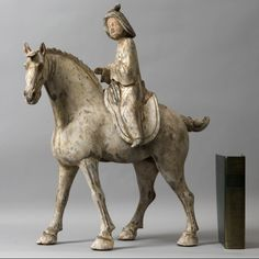Ancient China, Ancient Art, Beaux Arts Lyon, Terracota, Pottery Sculpture, China Art, Equine Art, Chinese Culture, Chinese Antiques
