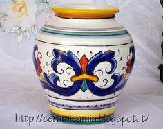 Bomboniere di #ceramica dipinte a mano #Italy http://ceramicamia.blogspot.com/p/bomboniere.html