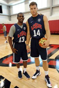 2012 U.S. Olympic Men's Basketball Team
