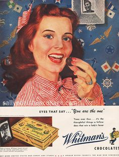 Liked Russell Stover's better (wouldn't turn down Whitman's, though!)  :)