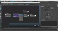 Quick tip on setting up a Vray camera in Maya 2016 to have an automatic focus pull rig.