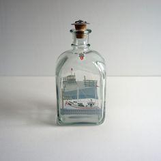 Danish decanter, nautical style