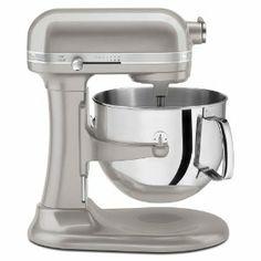 Amazing Deals $101.00 - KitchenAid Silver Stand Mixer KSM7586PSR  Like, Repin, Share it  #todaydeals #ChristmasDeals #deals  #discounts #sale #Appliances