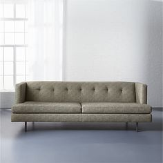 Here's an awesome seller deal: save $500 on this CB2 sofa!