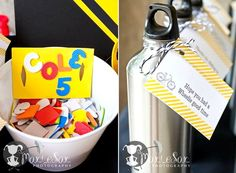 Bike Themed Birthday Party {Guest Feature} - Celebrations at Home