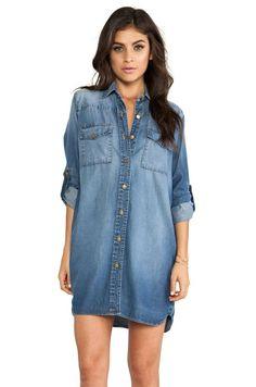 [Her] Sunday's Best - Menswear Shirting