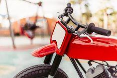 Kacerwagen Moto Guzzi Pony Flat Track Racer
