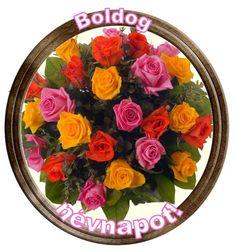 Névnap - jolka.qwqw.hu Name Day, Table Decorations, Birthday, Saint Name Day, Birthdays, Dirt Bike Birthday, Dinner Table Decorations, Birth Day