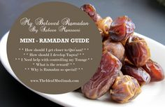 My Beloved Ramadan - Mini Guide Sabeen #Ramadan