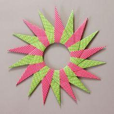 Alice And Caligula - Einfach. Selbst gemacht! | Kreativblog | A&C: DIY | Origami Sterne falten