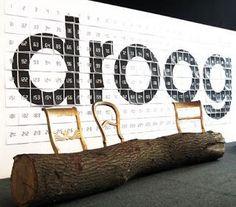 Bench Tree, Droog Design  Shop our #FleaMarket for your own #vintage #decor and more