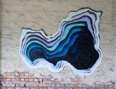 Stunning 3D Murals by German Street Artist 1010