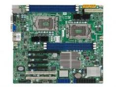 Supermicro X8DTL-6-B Dual LGA1366/ Intel 5550 & ICH10R+IOH-24D/ DDR3/ V&2GbE/ ATX Server Motherboard - MEDIA CENTER TEAM