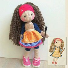 Amigurumi Pıtırcık ücretsiz Tarif Free Pattern Crochet Amigurumi
