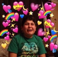 bella ( wholesomebeann ) - made by - woohoo! i'm finally on winter break ugh i can sleep in tonight song - work out by j cole Dankest Memes, Funny Memes, Meme Meme, Funny Pics, You Are My Moon, Heart Meme, Current Mood Meme, Heart Emoji, David Dobrik