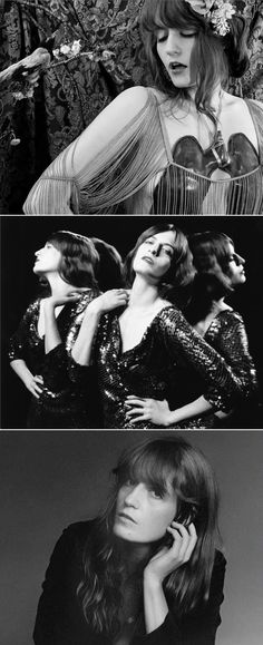 Lungs // Ceremonials // How Big How Blue How Beautiful : the evolution of Florence