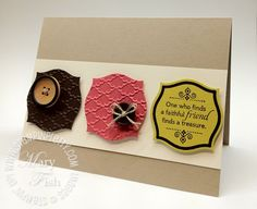 love the wood buttons, new summer starfruit color and the new framelits...can't wait to get everything come June 1st!