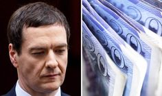 Chancellors 4bn deficit target blow: Figures set to prove heroic assumptions wrong
