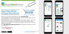 Creazione app per il cliente Gruppo Vetro Somma
