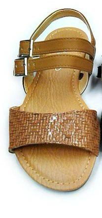 Camel Jessie Sandal